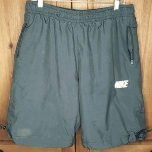 Nike Logo Mens Swim Trunks Shorts